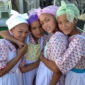 NAMA PEOPLE: Aboriginal People OF SOUTH AFRICA That Forms PART OF THE Khoisan Group