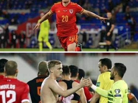 Daniel James & Van De Beek Sends a Strong Message to Man United Manager Solskjear After Scoring