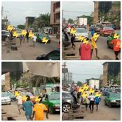 Un boeuf déchainé sème la terreur à Koumassi, un enfant blessé et les vitres d'un véhicule cassées