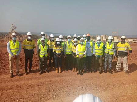 Ressources minières en Côte d'Ivoire: le secteur monte en puissance