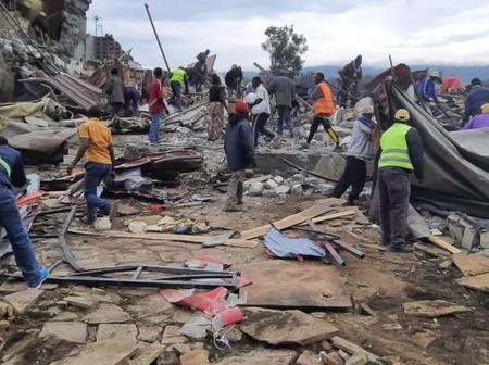 Cry For Help as Kenyans Loose Property Worth Millions in a Demolition