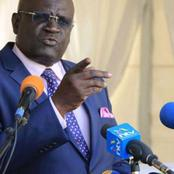 Magoha Announces Dates for Form One Selection
