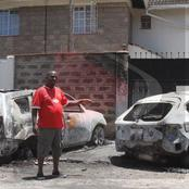 Imara Daima Banker Whose Cars Burnt Down Discloses New Information