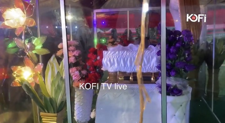 a4ffee0cb02b8c8bd5edf2628bde4985?quality=uhq&resize=720 - Sad: First Photos From Kofi B's Final Funeral Rite.