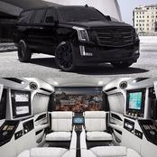 Checkout Some Of The Most Luxurious Vehicles In The World
