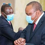 Is Ruto Working Secretly With Uhuru? is Speaker Justin Muturi Being Fronted to Deputize Ruto in 2022?