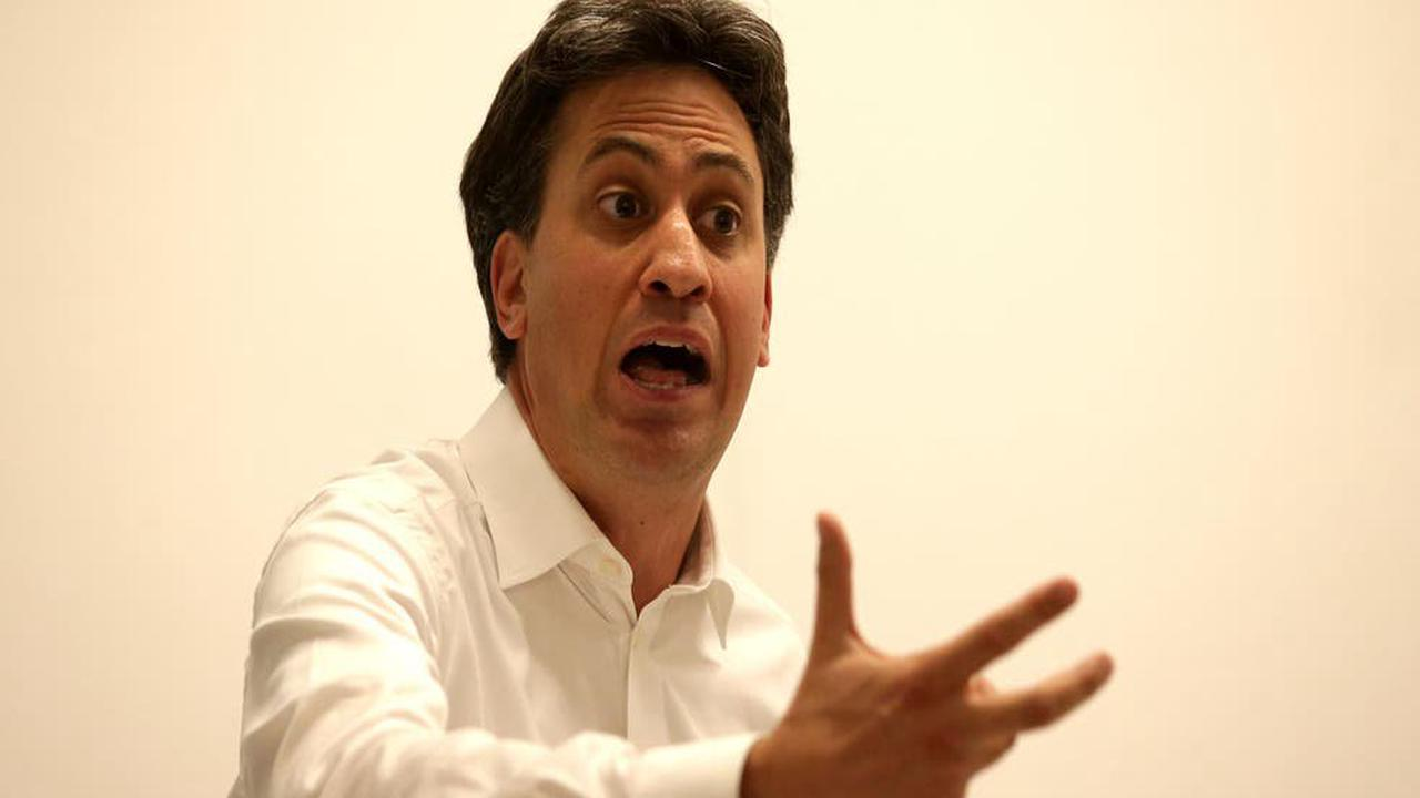 New £3bn plan to save steel industry shows Labour 'going big' Joe Biden-style, Ed Miliband says