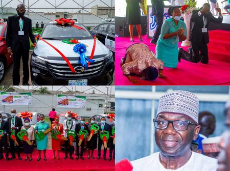 As Lagos State Govt Gifts Teachers With Cars, Read What Kwara State Government Did For Its Teachers