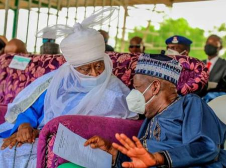 7 Photos: Emir of Bichi Attends Passing Out Parade of 704 Police Constables in Kano
