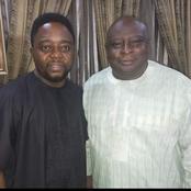 Babajide Otitoju Celebrates Seun Okinbaloye