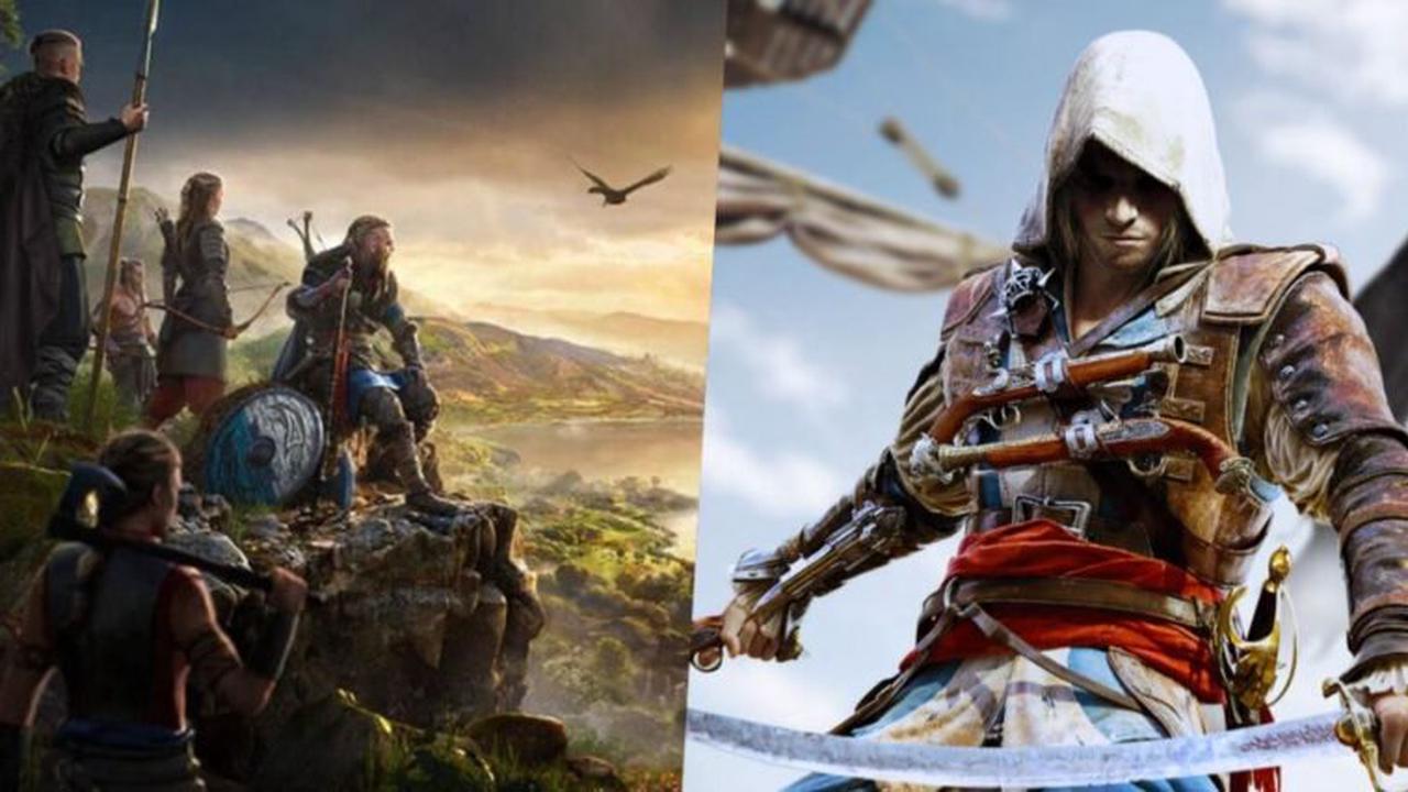 La MàJ d'Assassins Creed fait mal à la version PS5