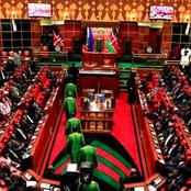 MP's To Hold A Special Sitting This Week To Pass The BBI Bill Of 2020 Without A Report.