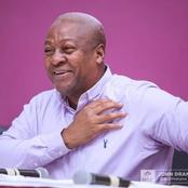John Mahama Sends A Message To Ghana U-20 Players