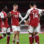 Arsenal Receive Injury Boost Ahead of Burnley Clash As Star Declared Fit To Play