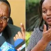 Interior PS Kibicho and Governor Ann Waiguru Resolve to Work Together