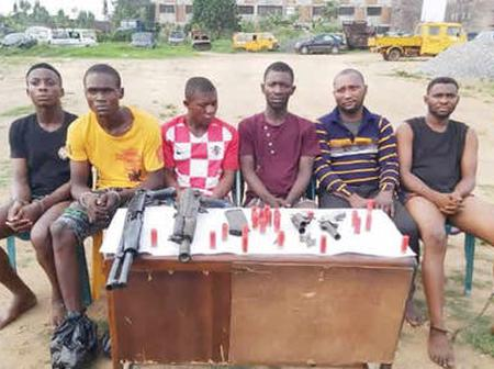 How We Formed Gang During EndSars Protest, Robbed And Killed POS Operators - Suspects