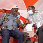 Orengo's Claims About Uhuru-RailaHandshake Confirmed as Maoka Maore Speaks Out