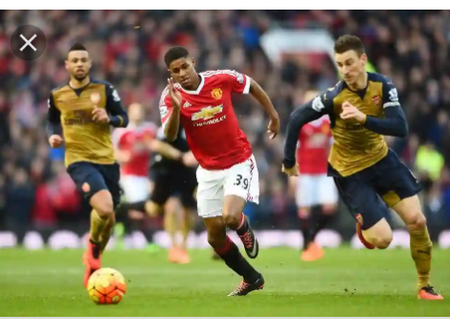 The 14 Year Old Record Man. United Will Extend Against Arsenal if They Avoid Defeat on Sunday.