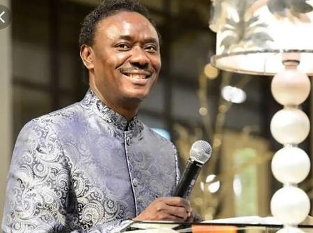 Check Out Cute Pictures of Pastor Chris Okotie