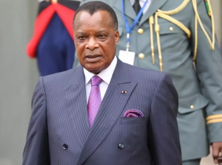 Congo Presidential Elect Set To Become Second Longest Reigning African Leader After Re Election