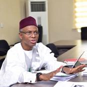 Checkout Reaction From Nigerians As Governor El Rufai Said That He Was Not Just Elected To Pay Salaries