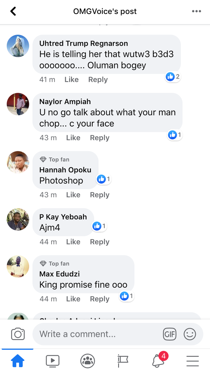 """a5422e95bd24c59b15c9b624bbab0ca5?quality=uhq&resize=720 - He's The Real (Papa No)"""" - Ghanaians Reacts To A Photo Of Nana Addo Having A Good Time With A Lady"""