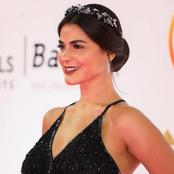 رانيا منصور تخطف الأنظار بإطلالة جميلة