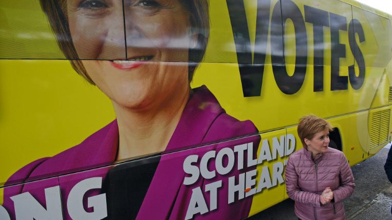 L'indépendance de l'Ecosse, enjeu clé des élections locales britanniques