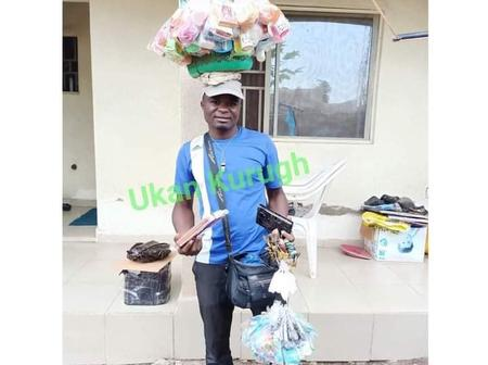 Checkout What A Good Samaritan Did To A University Student Who Sells Rat Poison For A Living