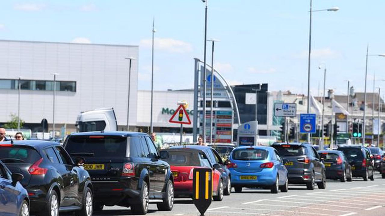 Motorists urged to ditch cars as pollution sensors fitted across Liverpool City Region
