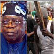 Tinubu Blasts Nigerians, Check Out What He Just Said As Ethnic/Religious Crisis Continue