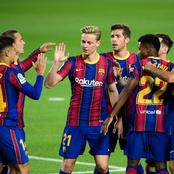 LA LIGA: Massive boost for Barcelona Football Club ahead of their next match.
