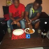 Cet homme surprend son meilleur ami et sa femme en ébats et il invite simplement son ami à manger