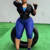 Famous Nollywood Actresses which you didn't know that they're Naturally Endowed