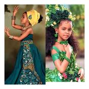 Is She The Next Miss Nigeria? See Pictures Of This Little Girl That Got Nigerians Talking