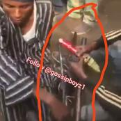Indigenes Of Anambra State Apprehended Fulani Men Who Entered Onitsha With Rifles And Other Weapons