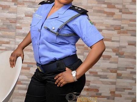 Meet 5 Nigerian Policewomen Whose Beauty Will Make You Love Police Job (photos)