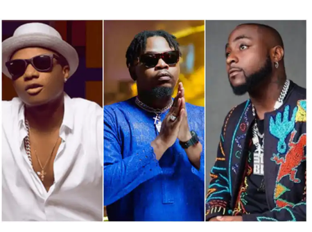 OPINION: Davido, Wizkid and Olamide Are The Only Three Kings Of Nigerian Music