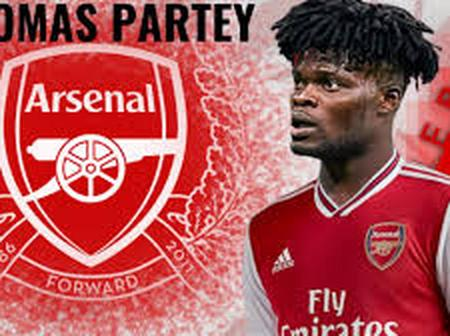 Arsenal News: Arsenal Finally Secure The Signing Of Thomas Partey, Torreira Joins Athletico Madrid