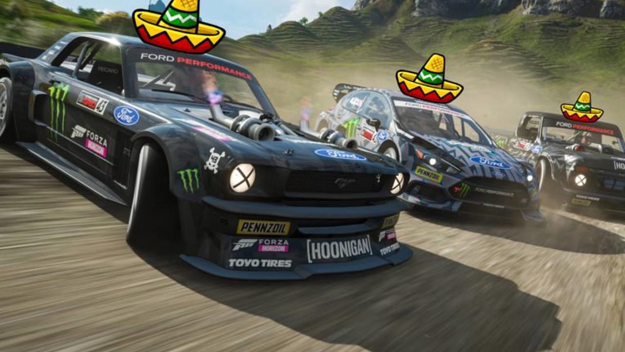 Forza Horizon 5: Ab November wird durch Mexiko gerast