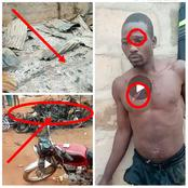 Read What Angry Igbo Youths Did After Fulani/Hausa Men Allegedly Burnt A Man Alive