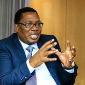 R431 Million: Panyaza Lesufi Lands In Trouble With Mmusi Maimane