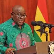 Akufo-Addo On Legalization Of Gay And Lesbianism