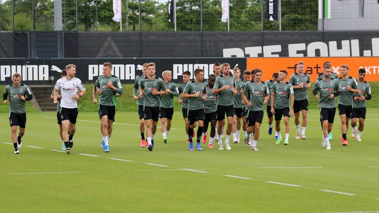 So trainiert Gladbach vor dem ersten Pflichtspiel in Kaiserslautern