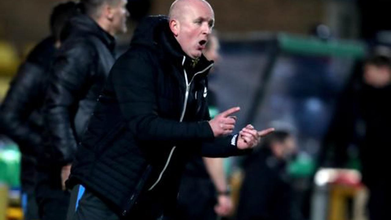 David Martindale challenges Livingston to secure European football