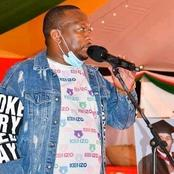 (Videos)Sonko Fearlessly Makes This 'Expose' In Dagoreti Causing Reactions