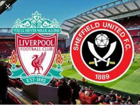 ENGLISH PREMIER LEAGUE: How Liverpool could line up against Sheffield United.