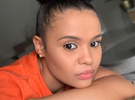 Kagisho Dikgacoi has the most beautiful wife. Check her out.