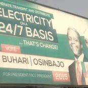 Remembering The Promises Buhari Made To Nigerians During His Campaign In 2015; Check Them Out