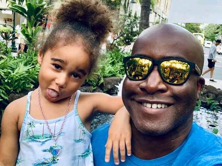 The Igbo Man Who Was Appointment As A Commander In The US Navy, See Pictures Of His Family